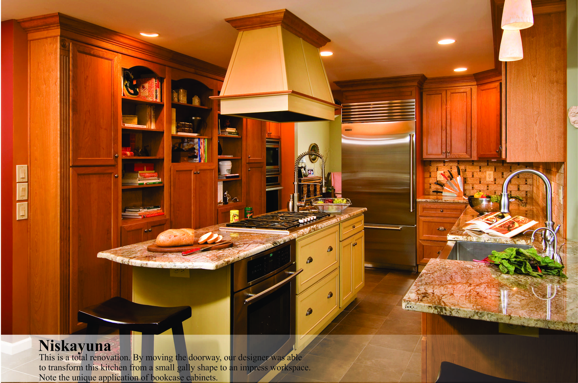 Kitchen and Bath World Custom Kitchen Designs Albany NY Bathroom
