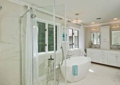 Bathroom Remodel, Loudonville