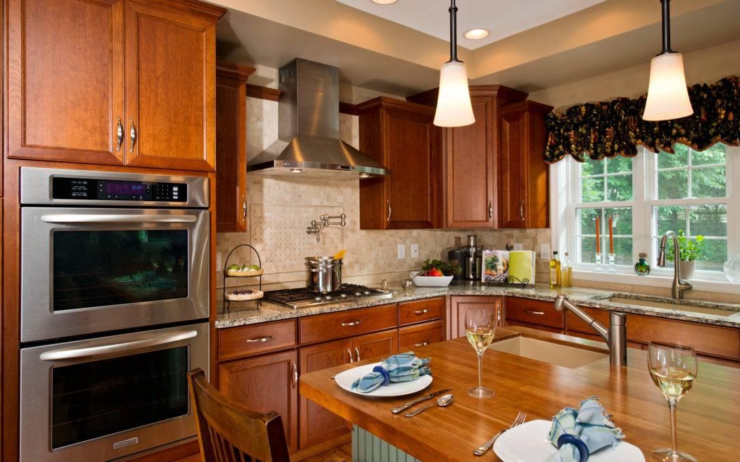 Kitchen Remodel, Wood Kitchen